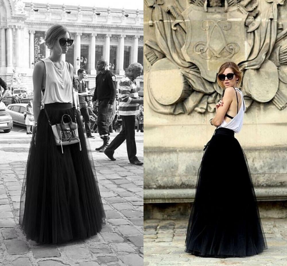 Street-Fashion-Style-5-layers-font-b-Tulle-b-font-font-b-Long-b-font-font