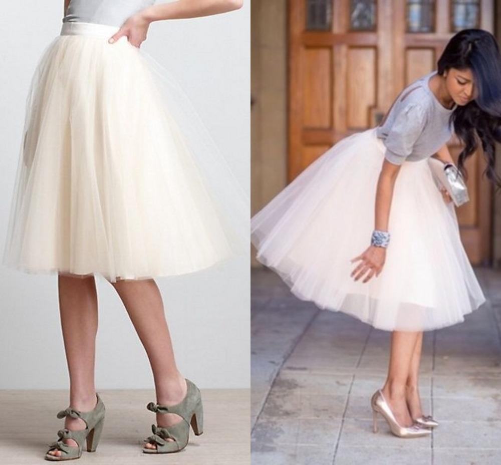 Women-font-b-Skirt-b-font-Girl-Pretty-Elastic-Waist-Tutu-font-b-Skirt-b-font