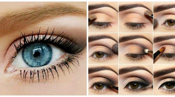İri ve Çekici Gözler İçin Makyaj 1