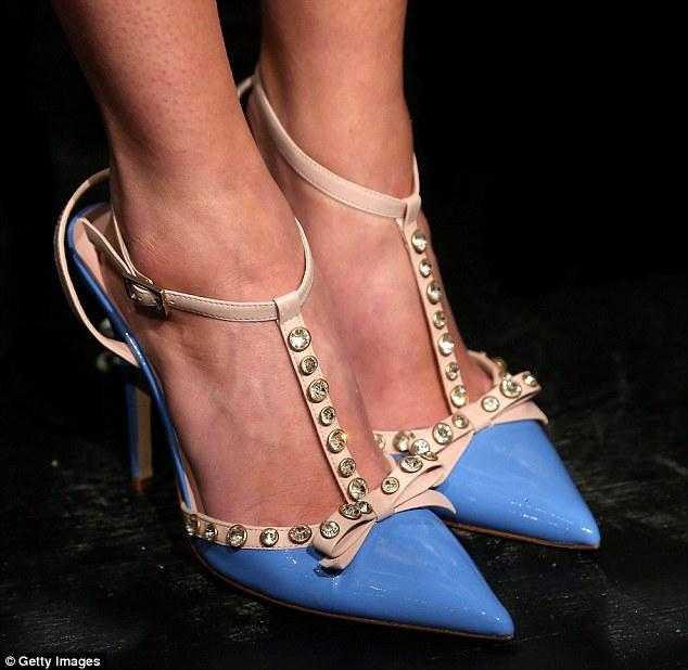 2016 Nişan ayakkabısı - 6