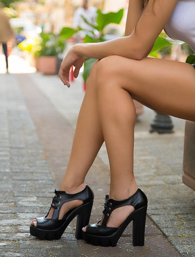 2016 Yeni Sezon Platform Ayakkabılar - 9