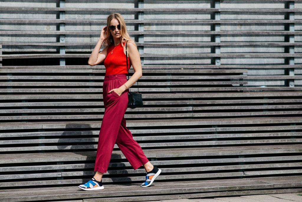 Kırmızı Kombin Önerileri 2016 - copenhagen-spring-2016-street-style