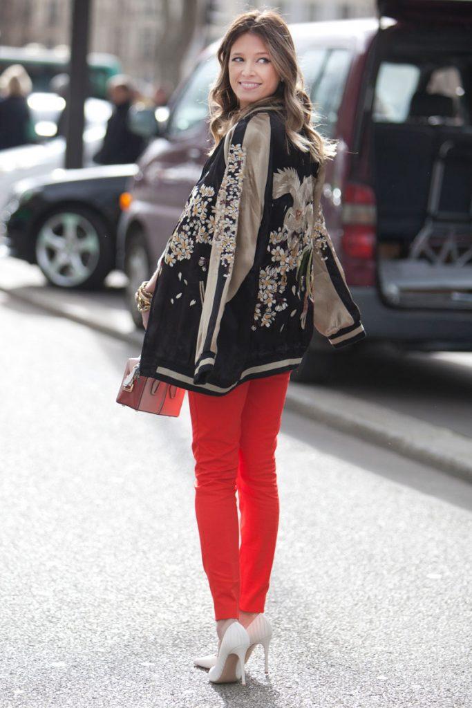 Kırmızı Kombin Önerileri 2016 - fashion-trends-for-2016-theeverygirl