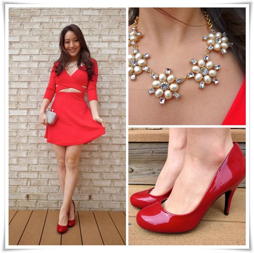 Koç-Burcuna-Göre-Elbise-Modelleri-Kırmızı-Kombin