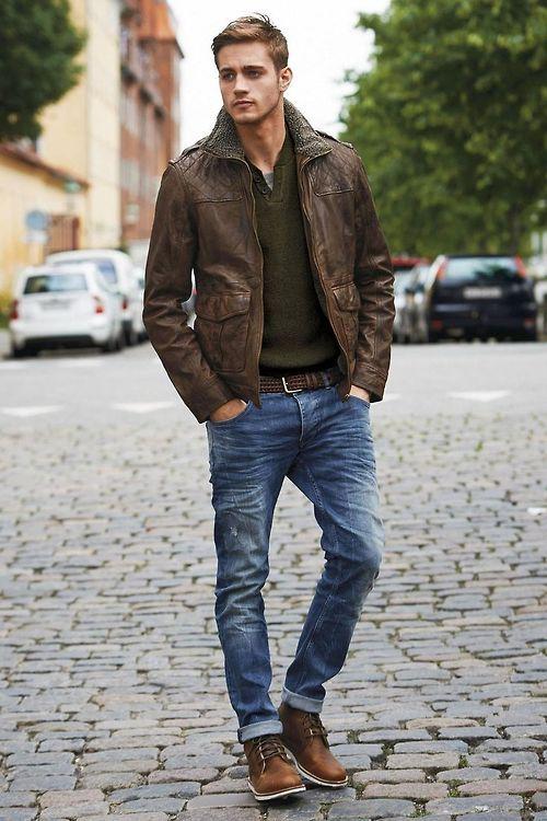 Modern Erkek sokak stili ve kombinleri - 5