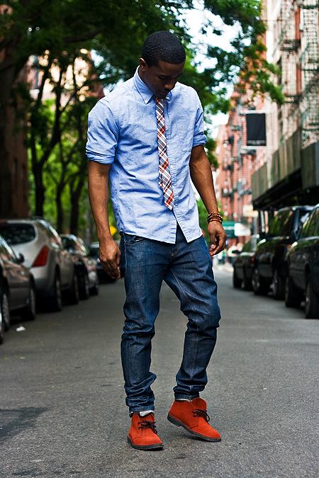 Modern Erkek sokak stili ve kombinleri - 6