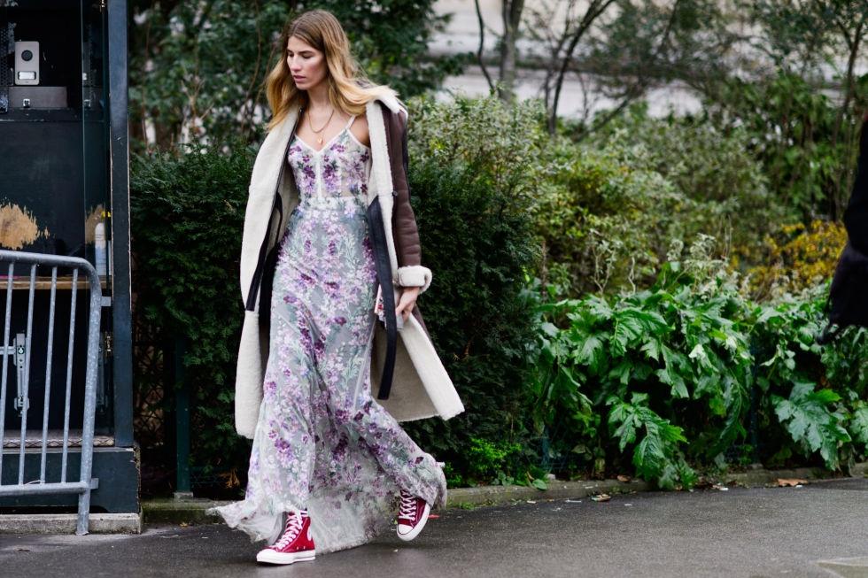 2016 Sokak Stili Paris-Couture-Moda-Haftası-Sokak-modası