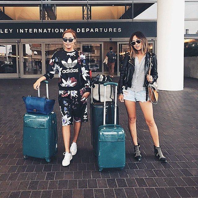 25 Mükemmel Tatil Kıyafetleri (bayanlar için) - Real-Girl-Travel-Outfit-Ideas