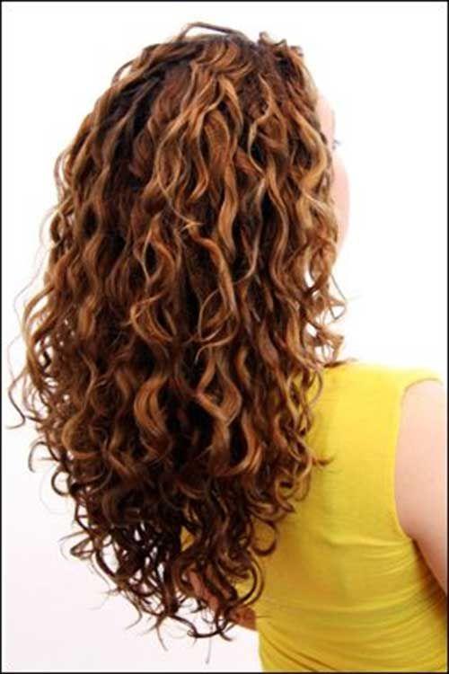 Uzun saç modelleri arkadan 2