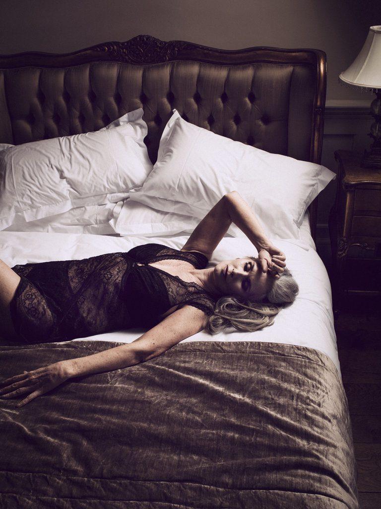 Nicola-Griffin-Wearing-Lingerie-Slink-Magazine-2016
