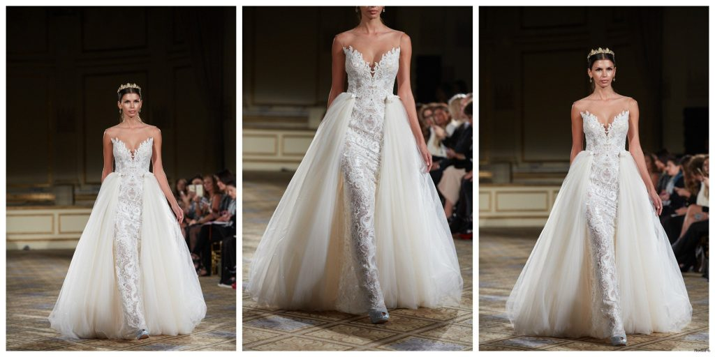 BERTA BRIDAL FALL 2016 RUNWAY SHOW NEW YORK BRIDAL FASHION WEEK …