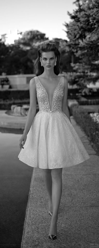 BERTA Bridal Spring 2016 Bridal Collection – Part 1