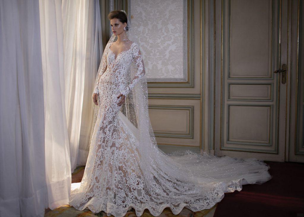 Fairytale Dress: Berta SS 2016 Wedding Dresses – Project FairyTale