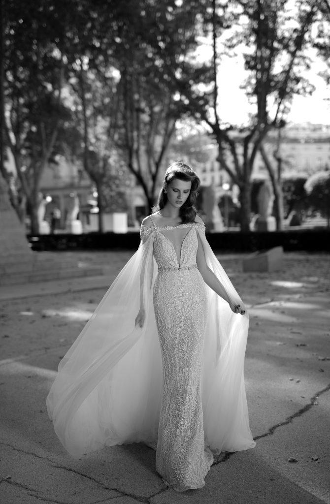 Luxury Bridal Fashion MagazineBERTA Fall 2016 Campaign is here …