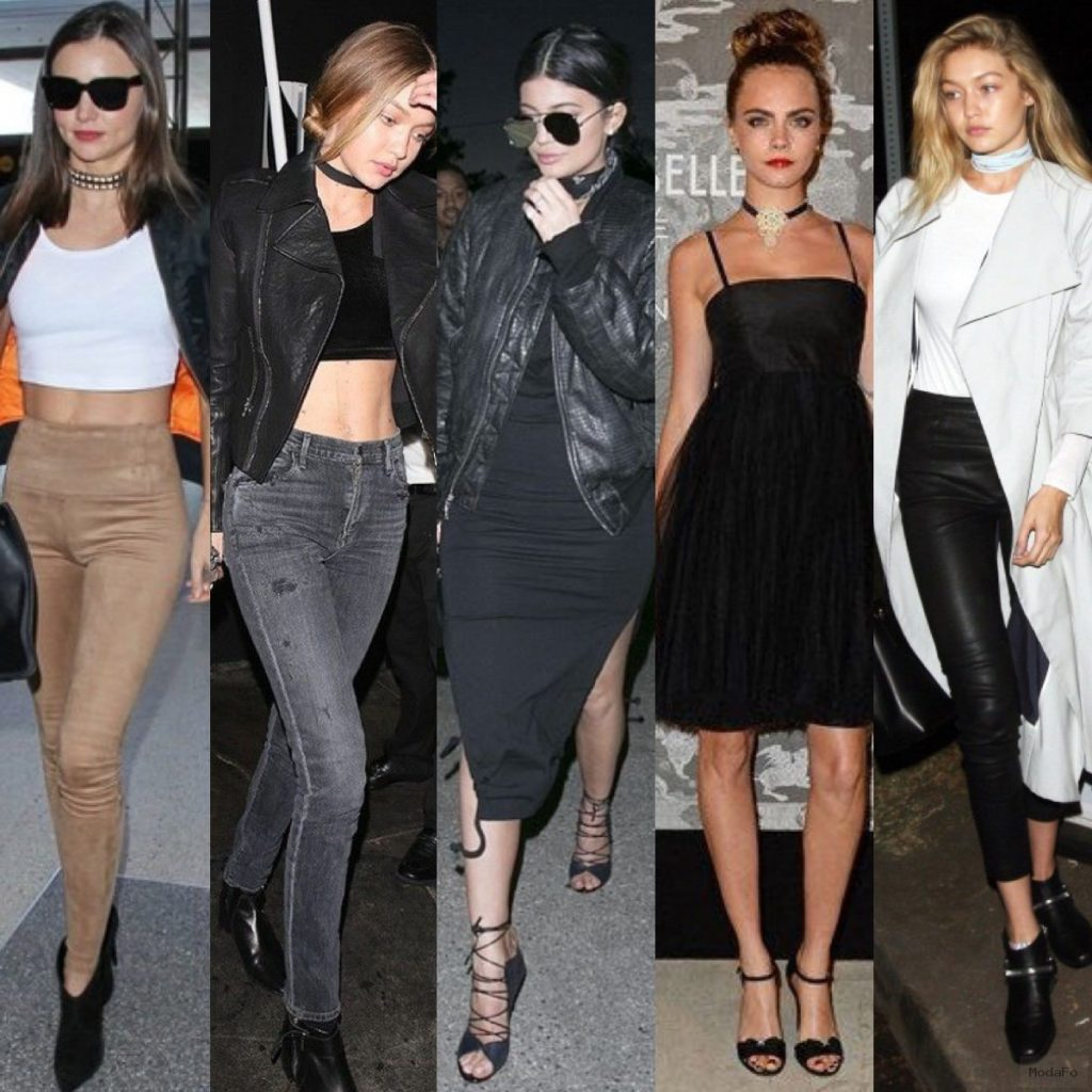 the lifestyle reporter | Trend Alert: Chokers