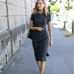 anthropologie-black-short-sleeve-sheath-dress-polka-dot-classic-work-wear-office-business-professional-women-style-fashion-(3)