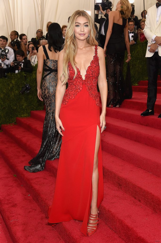 Fashion, Shopping & Style | Gigi Hadid Had a Very Sexy Met Gala …