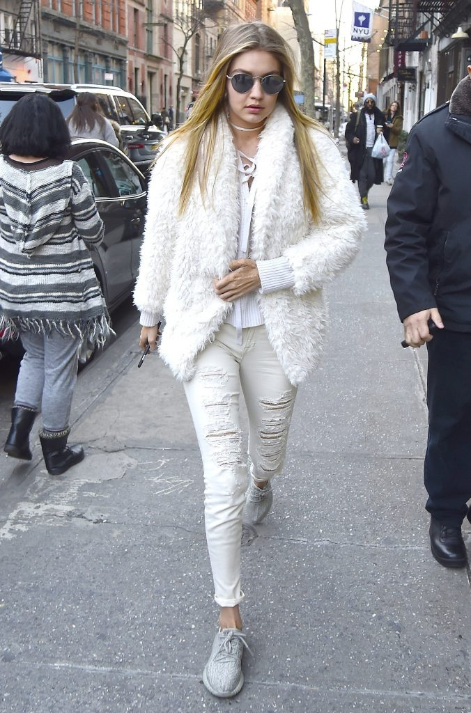 Fashion, Shopping & Style | How to Pull Off All White For Winter …