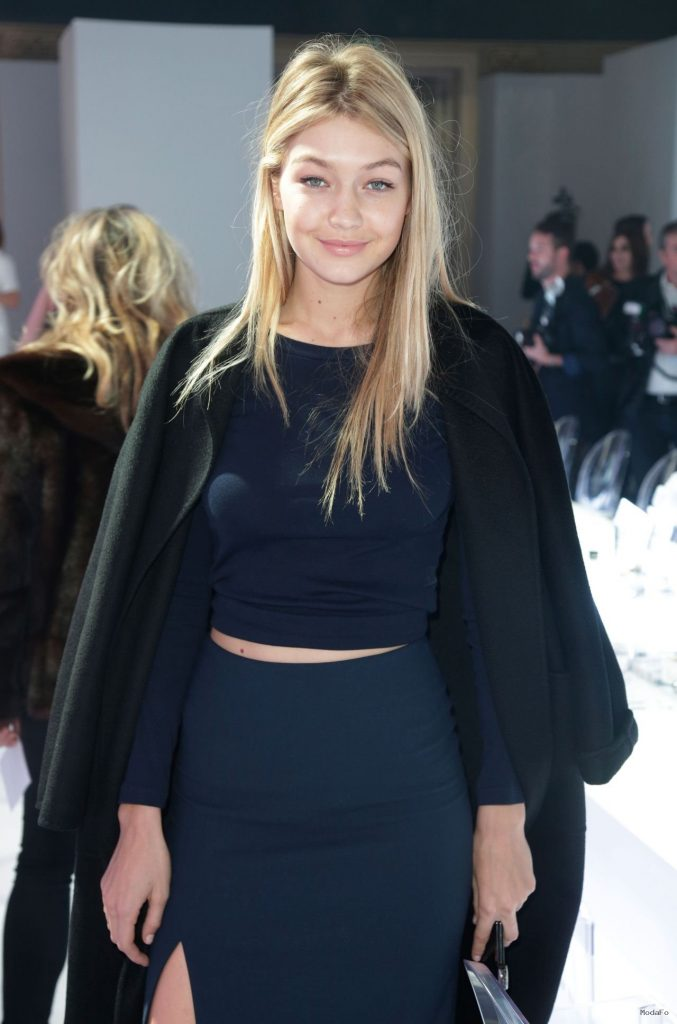 Gigi Hadid – Paris Fashion Week Tasting Night in France – March 2015