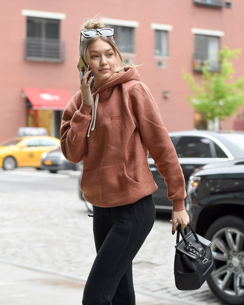 Gigi Hadid Street Style – Out in New York City, 5/6/2016