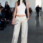 2016 Kendall Jenner kombinleri ve giyim tarzı 46