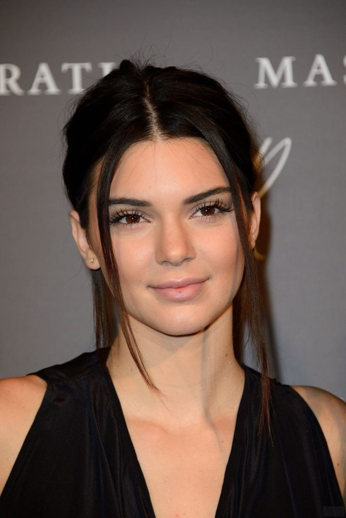 KENDALL JENNER at CR Fashion Book Issue #5 Launch Party in Paris ...