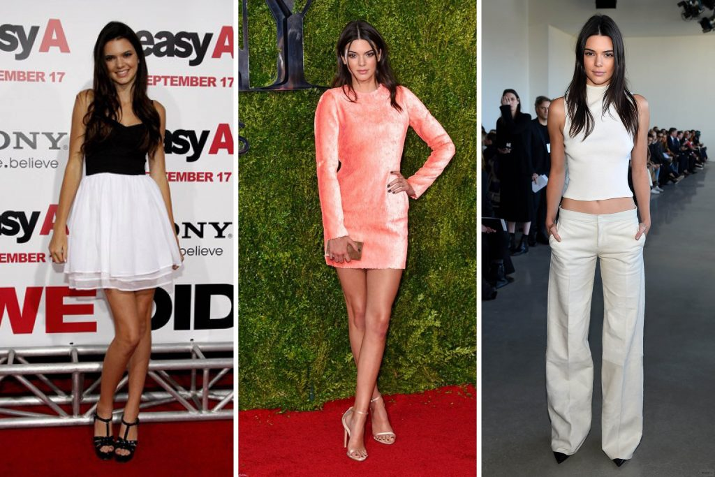 Kendall Jenner Fashion Evolution - Kendall Jenner Style | Teen Vogue