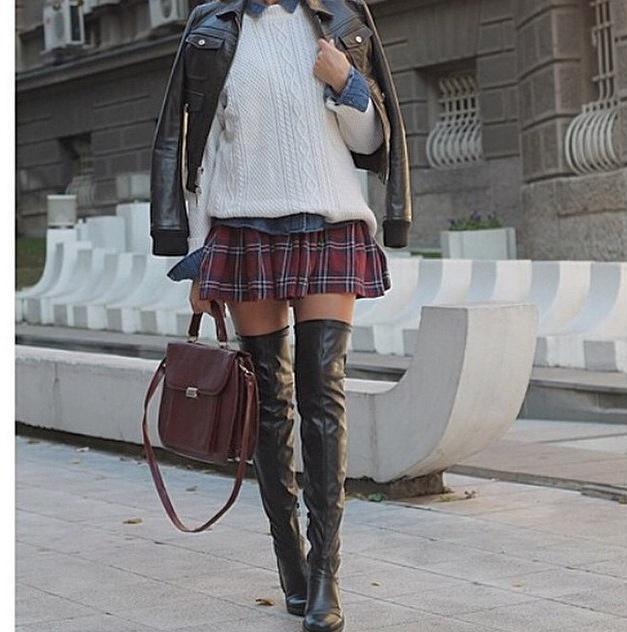 fotoğraf-2-29 (1) - Yükselen Trend moda trendleri kadın çorapçizme Çorap Çizme Ayakkabı