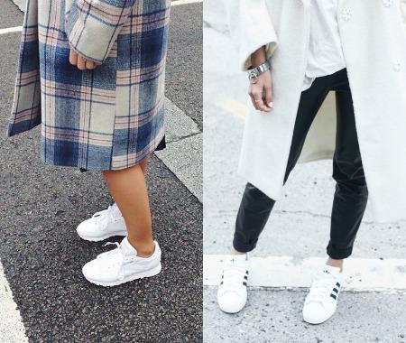 Beyaz-Spor-Ayakkabılar-1 - beyaz spor ayakkabı beyaz çizme beyaz bot beyaz ayakkabı modelleri